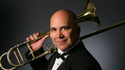 Concert of trombonist Joseph Alessi with Macedonian Philharmonic